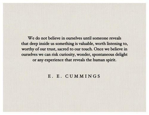 We do not believe